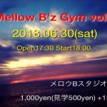 2018/06/30(sat) Mellow B'z-Gym Vol2